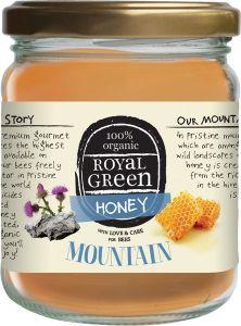 ROYAL GREEN HONEY MOUNTAIN HONING POT 250 GRAM