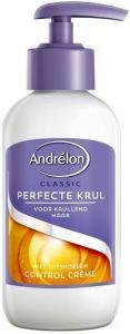 ANDRELON PERFECTE KRUL CONTROL CREME POMP 200 ML