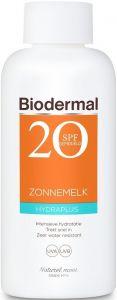 BIODERMAL HYDRAPLUS SPF 20 ZONNEMELK ZONNEBRAND FLACON 200 ML