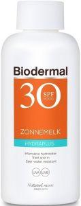 BIODERMAL HYDRAPLUS SPF 30 ZONNEMELK ZONNEBRAND FLACON 200 ML