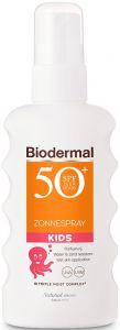 BIODERMAL KIDS SPF 50+ ZONNE SPRAY 175 ML