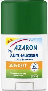 AZARON ANTI-MUGGEN 20% DEET STICK 50 ML