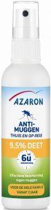 AZARON ANTI-MUGGEN 9,5% DEET SPRAY 100 ML