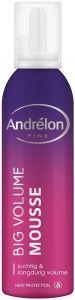 ANDRELON PINK BIG VOLUME MOUSSE SPUITBUS 200 ML