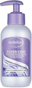 ANDRELON ZILVER CARE HAARCREME POMP 200 ML