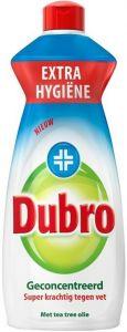DUBRO TEA TREE OLIE AFWASMIDDEL FLACON 500 ML