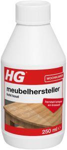 HG MEUBEL MEUBELINE VOOR LICHTE HOUTSOORTEN FLACON 250 ML