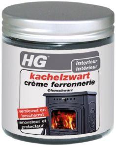 HG INTERIEUR KACHELZWART POT 250 GRAM