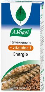 A. VOGEL TARWEKIEMOLIE + VITAMINE E ENERGIE CAPSULES POT 100 STUKS