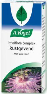 A. VOGEL PASSIFLORA COMPLEX RUSTGEVEND TABLETTEN POT 200 STUKS