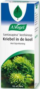 A. VOGEL SANTASAPINA KEELSIROOP KRIEBEL IN DE KEEL FLES 100 ML
