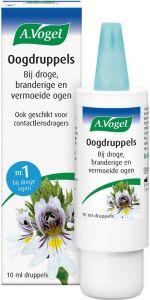 A. VOGEL OOGDRUPPELS BIJ DROGE, BRANDERIGE, VERMOEIDE OGEN FLACON 10 ML