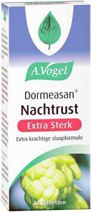 A. VOGEL DORMEASAN NACHTRUST EXTRA STERK TABLETTEN POT 30 STUKS
