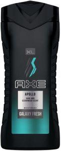 AXE APOLLO BODYWASH DOUCHEGEL FLACON 400 ML