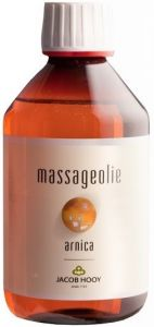 JACOB HOOY MASSAGEOLIE FLES 250 ML