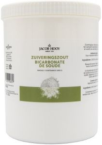JACOB HOOY ZUIVERINGSZOUT POT 1000 GRAM