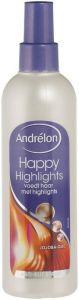 ANDRELON HAPPY HIGHLIGHTS ANTI-KLIT SPRAY 250 ML