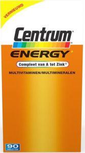 CENTRUM ENERGY ADVANCED TABLETTEN DOOSJE 90 STUKS