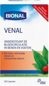 BIONAL VENAL CAPSULES DOOSJE 90 STUKS