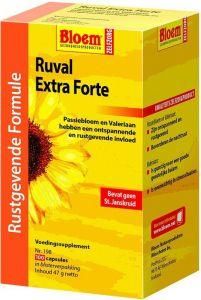BLOEM RUVAL EXTRA FORTE RUSTGEVENDE FORMULE CAPSULES DOOSJE 100 STUKS