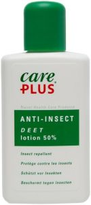 CARE PLUS ANTI-INSECT DEET LOTION 50% FLACON 50 ML