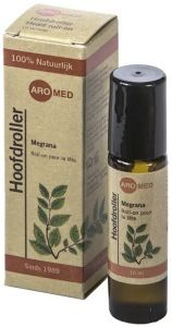AROMED MIGRANA HOOFDROLLER ROLLER 10 ML