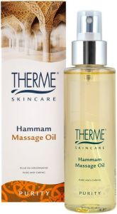 THERME SKINCARE HAMMAM MASSAGE OIL MASSAGEOLIE SPRAY 125 ML