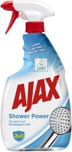 AJAX SHOWER POWER 2 IN 1 DOUCHEREINIGER SPRAY 750 ML