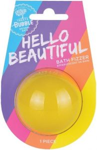 TREETS HELLO BEAUTIFUL BATH BALL BRUISBAL 1 STUK