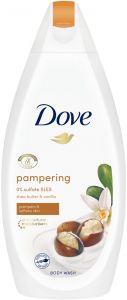 DOVE PAMPERING BODY WASH DOUCHEGEL FLACON 450 ML