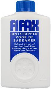 FIFAX ONTSTOPPER VOOR DE BADKAMER FLACON 500 GRAM