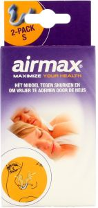 AIRMAX MAXIMIZE YOUR HEALTH S PAK 2 STUKS