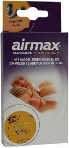 AIRMAX MAXIMIZE YOUR HEALTH S PAK 1 STUK