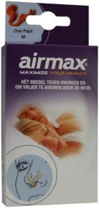 AIRMAX MAXIMIZE YOUR HEALTH M PAK 1 STUK