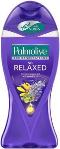 PALMOLIVE SO RELAXED SHOWER GEL DOUCHEGEL FLACON 650 ML