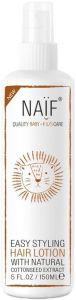 NAIF BABY EASY STYLING HAIR LOTION HAARLOTION SPRAY 150 ML