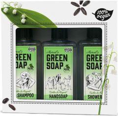 MARCEL'S GREEN SOAP TONKA & MUGUET SET 1 STUK
