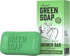 MARCEL'S GREEN SOAP TONKA & MUGUET SHOWER BAR DOOSJE 150 GRAM