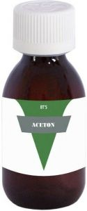 BT'S ACETON FLES 100 ML