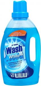 AT HOME WASH WHITE WASMIDDEL FLACON 1000 ML
