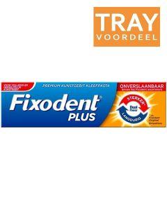 FIXODENT PLUS DUAL POWER KLEEFPASTA TRAY 6 X 40 GRAM