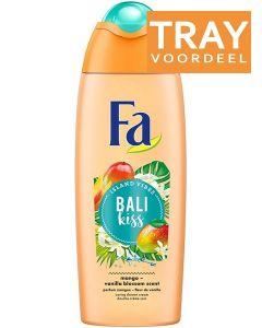 FA BALI KISS SHOWER CREAM DOUCHECREME TRAY 12 X 250 ML