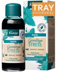 KNEIPP GOODBYE STRESS BADOLIE TRAY 6 X 100 ML