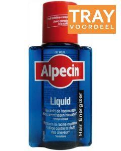 ALPECIN LIQUID HAIR ENERGIZER TRAY 6 X 200 ML