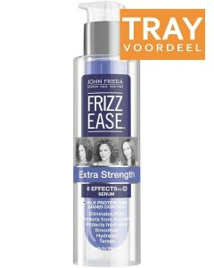 JOHN FRIEDA FRIZZ-EASE EXTRA STRENGTH 6 EFFECTS SERUM DOOS 24 X 50 ML