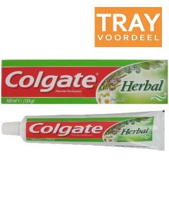COLGATE HERBAL TANDPASTA TRAY 12 X 100 ML