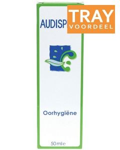 AUDISPRAY OORHYGIENE TRAY 20 X 50 ML