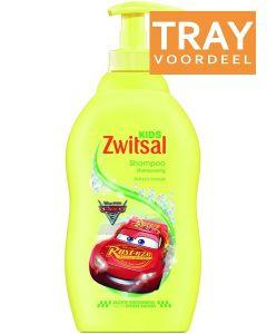 ZWITSAL KIDS CARS SHAMPOO TRAY 6 X 400 ML