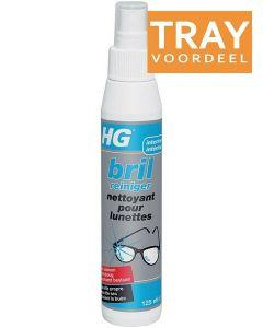HG INTERIEUR BRIL REINIGER SPRAY TRAY 6 X 125 ML