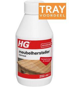 HG MEUBEL MEUBELINE VOOR LICHTE HOUTSOORTEN TRAY 6 X 250 ML
